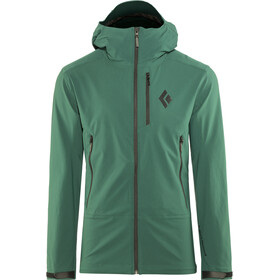 Black Diamond Dawn Patrol Shell Jacket Herr forest
